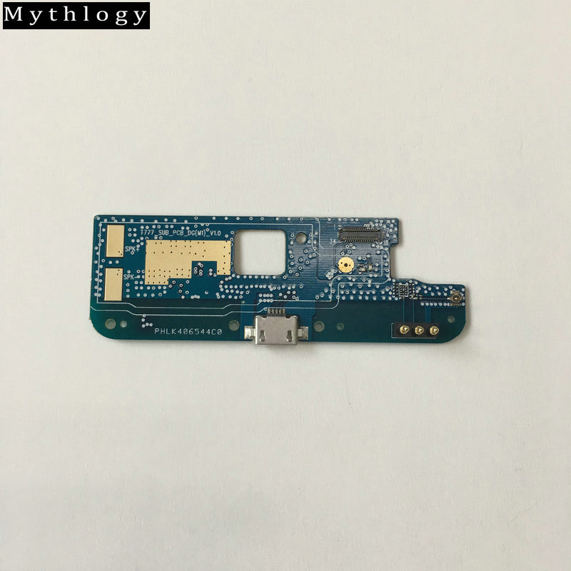 Mythology For Doogee S60 Lite USB Board Flex Cable Dock Connector Microphone MT6750T Octa Core Mobile Phone Charger Circuits