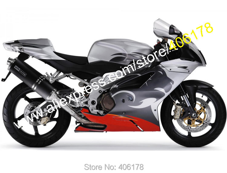 Hot Sales,Lionhead For Aprilia RSV1000 2003-2006 RSV 1000 Mille 2003 2004 2005 2006 RSV1000 03 04 05 06 ABS Fairing Kit for aprilia rsv 1000 mille 2004 2007 cnc aluminum front