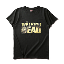 The Walking Dead Logo Printed T-Shirt