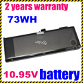 JIGU Battery For APPLE MacBook Pro 15 Inch MC371LL/A MC118LL/A MC371*/A MC372*/A 661-5211 A1321 020-6380-A 661-5476 NEW