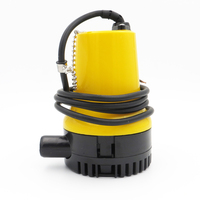 12V 50W BL2512N Bilge Pump 3m3/h small DC Submersible water pump for Fountain garden irrigation swimming pool cleaning farming