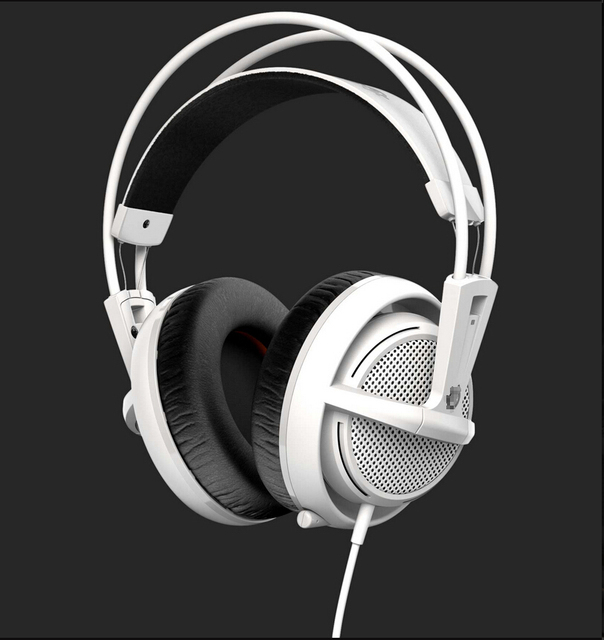 0c0f43034fa Steelseries Siberia 200/Siberia v2 Gaming Headset, for moible music, Gaming  headphone for Csgo, for lol, Free & Free shipping
