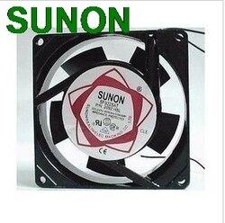 Do Sunon AC 9CM 92*92*25MM 9225 220V łożysko ślizgowe 90*90 9CM wentylator chłodzący
