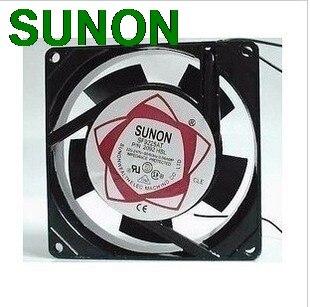 For Sunon AC 9CM 92*92*25MM  9225 220V Sleeve Bearing 90 * 90 9CM Cooling Fan