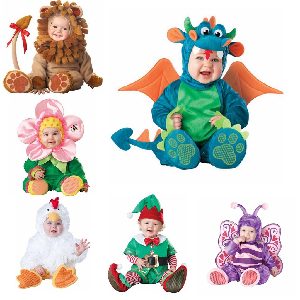 Newborn Baby Girl Boy Batwing Romper Bodysuit Halloween Outfits Clothes Set UK