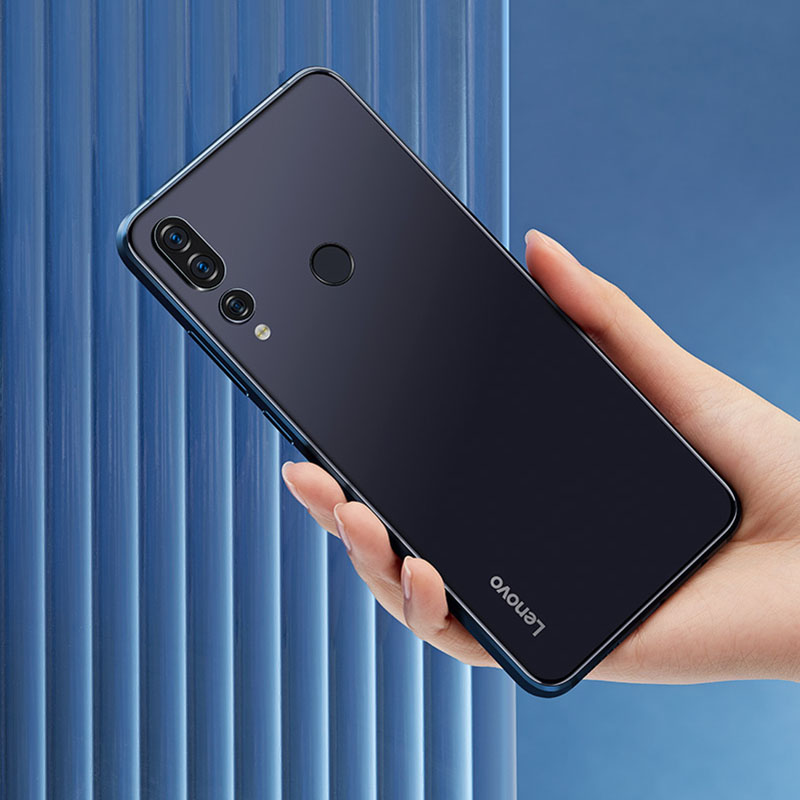 Global ROM Lenovo Z5s Snapdragon 710 6GB 128GB Octa Core Mobile Phone Face ID 6.3inch Android P Triple Rear Camera Smartphone