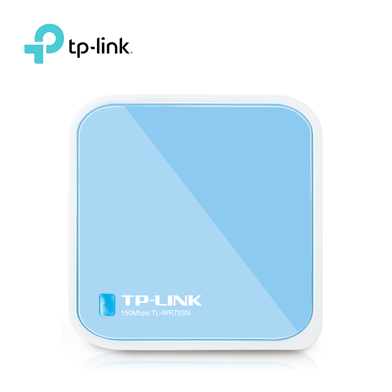 TP-LINK 3G Router Bridging TL-WR703N Mini WI-FI Expander Reapter Wireless 150M