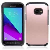 Für Samsung Galaxy X Abdeckung 4 G390F Fall 2in1 Hybrid Robuste Hard Case Shockproof TPU + PC Abdeckung Für Samsung Galaxy Xcover 4 G390F