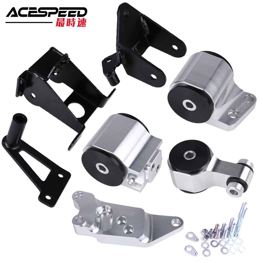 Engine Swap Mount Kit For HONDA CIVIC SI 02 06 ACURA RSX 70A MOTOR ENGINE MOUNTS