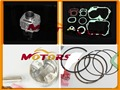 Original YinXiang YX140 Engine Cylinder with 56mm piston kit cylinder head gasket for Kayo Apollo BSE Xmoto 140cc Dirt Pit Bike