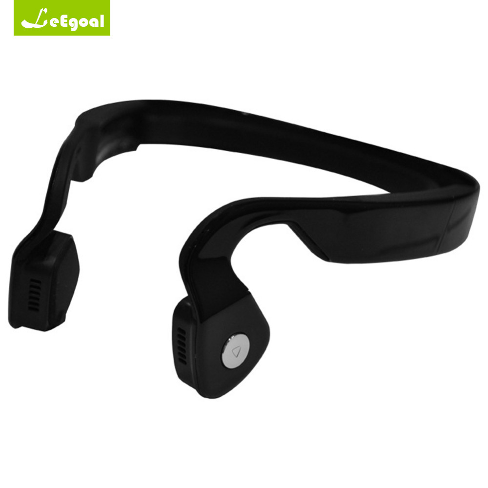 Bone Conduction Headphone Sport Wireless Bluetooth Earphone Bone Conduction Headset Noise Cancelling Portable Handsfree Earphone mini no pain wear wireless headset lossless music earphone with mic bone conduction bluetooth headphone for iphone android