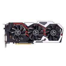 Original Colorful iGame GeForce GTX 1070 Ti U – TOP Gaming Graphics Card 8GB 256bit GDDR5 8008MHz Video Graphics Card 3 Fans