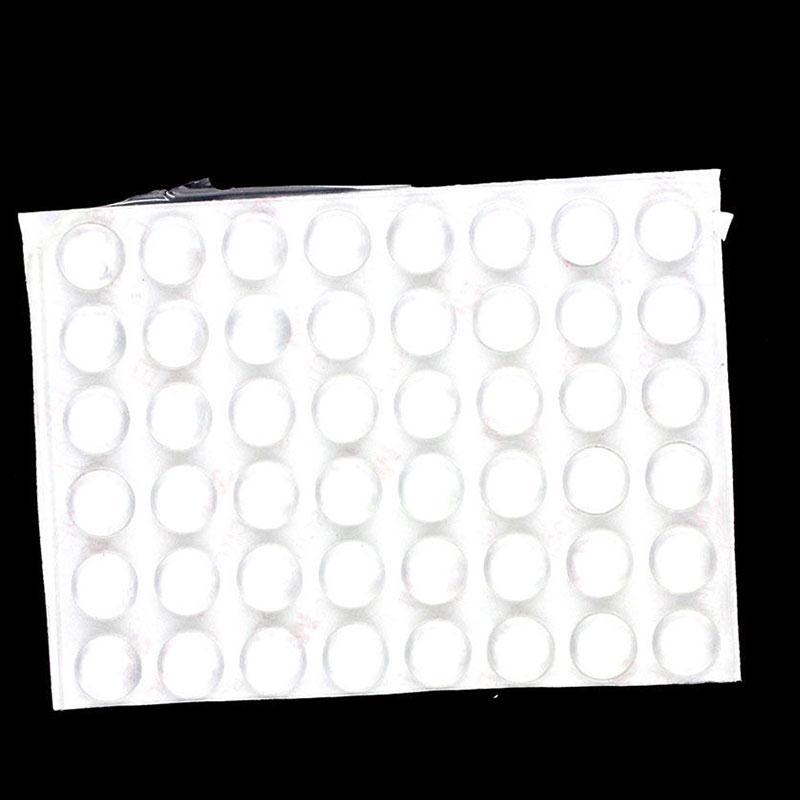 50 шт. самоклеющиеся резиновые накладки для ног силиконовые прозрачные закрывающие двери шкафа буфера бампера стоп подушка для ящика шкафа ставка