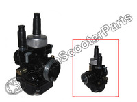 17mm Racing Carburetor Carb For Dellorto PHBG DS Black