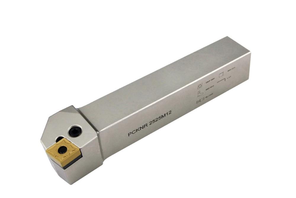 PCKNR L2020K12 Nicecutt External Turning Tool Holder for CNMG insert Lathe Tool Holder