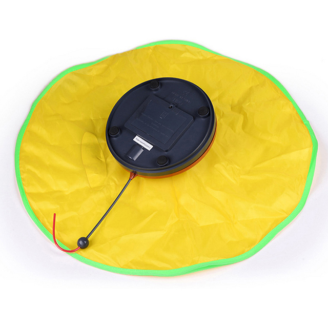 Undercover Moving Toy for Cats 1