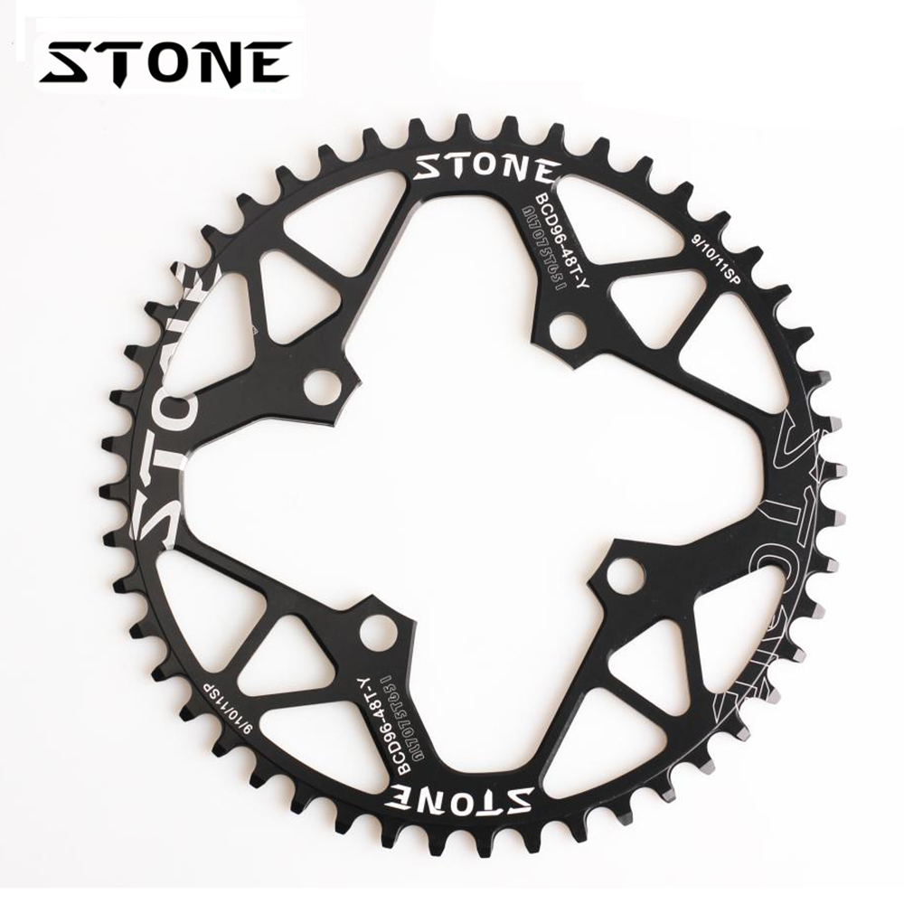 FOURIERS BCD120 Chainring Narrow wide teeth Mountain Bike MTB Bicycle CR-E1-120S