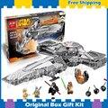 698 шт. Бела 05008 Новый Star Wars Sith Infiltratortm Модель Строительные Наборы Кирпичи Совместимы С Lego