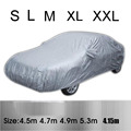 5Size Universal Anti UV Rain Styling Sunshade Heat Protection Dustproof Outdoor Full Car Cover