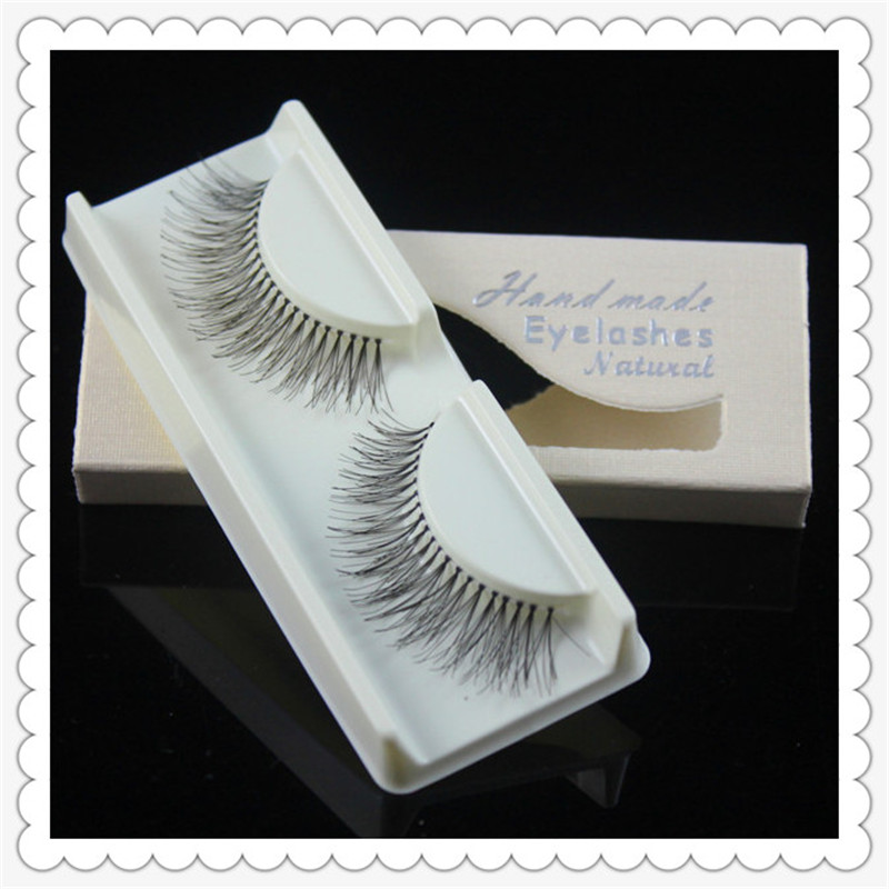 Eyelashes display hand fake 12