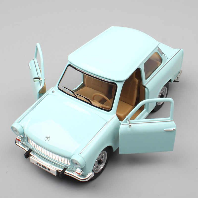 Trabant 601 de Luxe-modellbau colección nº 32