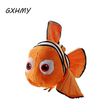 GXHMY 25cm Finding Dory 2 Movie Fish Nemo Plush Toy
