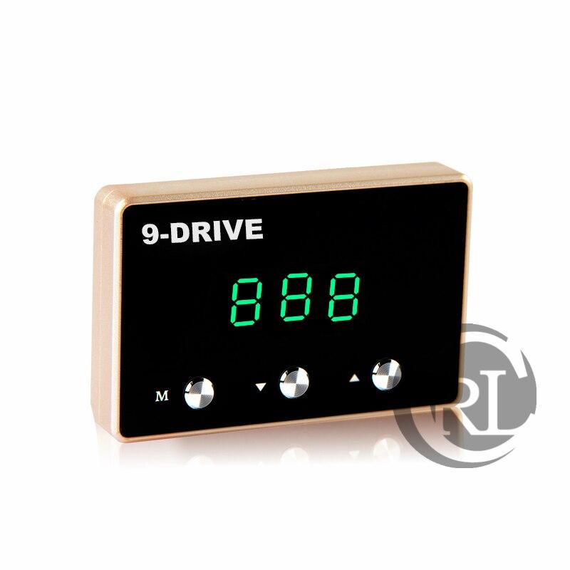 Commande de pédale automatique contrôleur d'accélérateur de voiture démarrage puissant à grande vitesse pour Zotye Z300 Z500 T600 T200 Ha/ma I-III familiale VITA