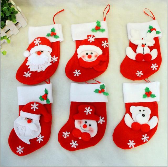 Decoraci Ef Bf Bdn Calcetines Navidad