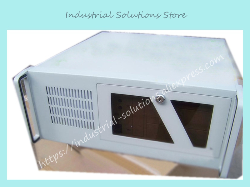 New 4U450MM LONG Industrial Computer Case Server Computer Case