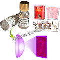 Gambling Gadget XF 005 Invisible Ink Color Filter To See Through Magic Marked Cards