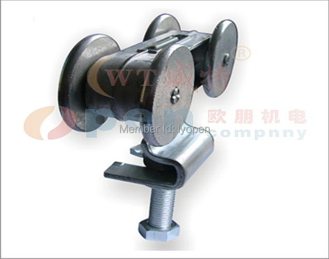 Industrial Door Iron Sliding Door Rollers