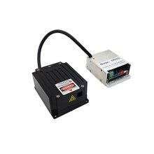 2pcs/lot RGB Full Color Laser Module 5W Laser Light Laser Diodes  TTL Analogue Laser Light  DC12V Power Supply цена 2017