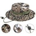 Рыболовные кепки военная шляпа рыбака регулируемые панамки  кепка камуфляжная Панама с струной открытый лето