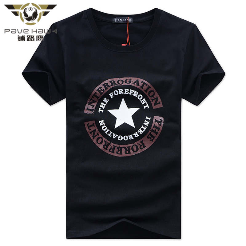 2017 New fashion The For Efront Style Shield design men t-shirt the avengers vintage male tops short sleeves casual tee shirts