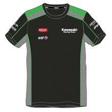 Free shipping 2016 Kawasaki Motocard Team Race Wear shirt mens Motorcycle Motorbike MOTO racing jersey 11