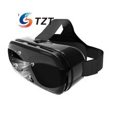Virtual Reality VR 3D Glasses Headset w/ Bluetooth Remote Controller Magnified 6.5X for 3.5-6.0″ Smartphone