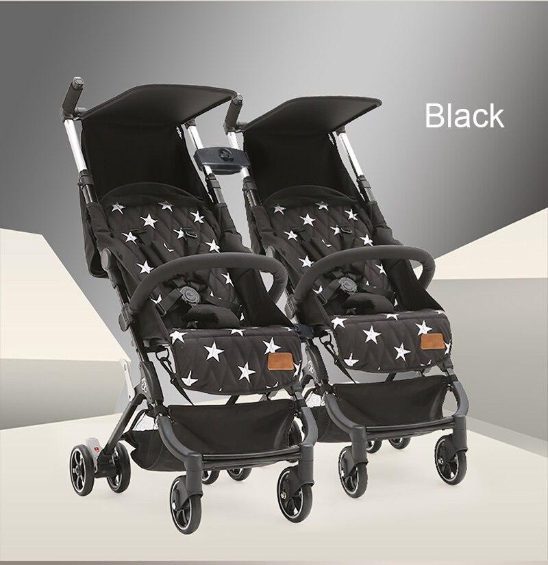 2018 newborn twin stroller