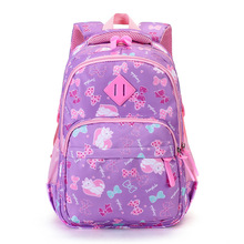 Orthopedic Kids Schoolbags for Girls Princess Prints Bookbag Backpack Children Capacity Primary Escolar Satchel Mochila Infantil
