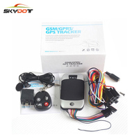 GPS303I Car GPS Tracker TK303I Motorcycle Locator GSM GPRS Real Time Tracking Device Google Map SMS