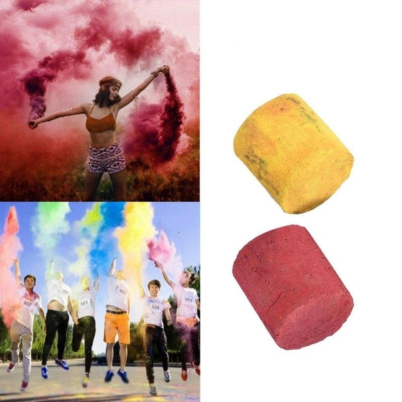 20G Mystical Color Magic smoke props Tricks Fun Toy Classic Professional Magicians Pyrotechnics scene demigods and magicians