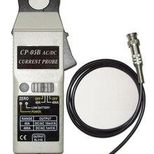 CP-05B AC/DC Зажим тока зонд измерения пропускной способности до 200 кГц Относительная коррекция нулевой точки