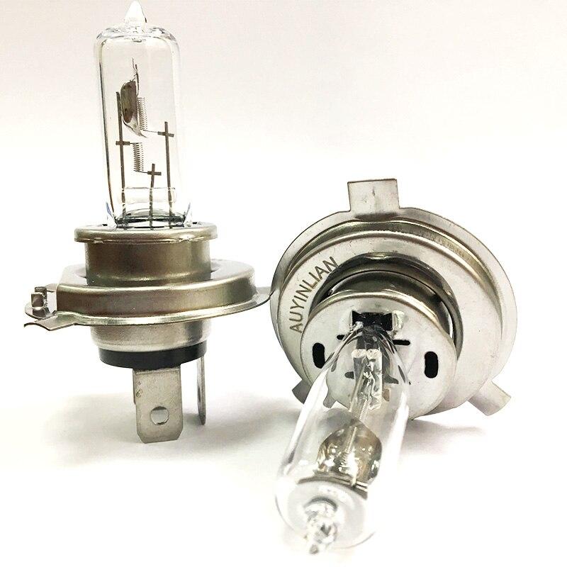 AUYINLIAN 2 pcs/lot H7 Halogène Phare Ampoule Blanc Chaud 100 w Car Auto Lumière Source Brouillard Lampe Hight Puissance De Voiture phare Lampe