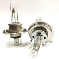 AUYINLIAN 2PCS/Lot H7 Halogen Headlight Bulb Warm White 100W Car Auto Light Source Fog Lamp Hight Power Car Headlight Lamp
