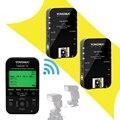 Yongnuo yn-622n yn622n yn622n-kit 622n-tx hss ttl inalámbrico disparador de flash set x1 transmisor + receptor 2x transceptor para nikon
