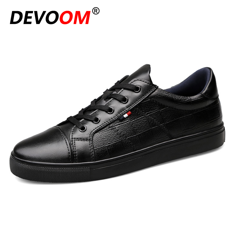 Spring High Quality Oxfords For Men Flat New Authentic Brand Casual Mens Genuine Leather Loafers White Shoes Plus Size EUR 38-48 cbjsho brand men shoes 2017 new genuine leather moccasins comfortable men loafers luxury men s flats men casual shoes