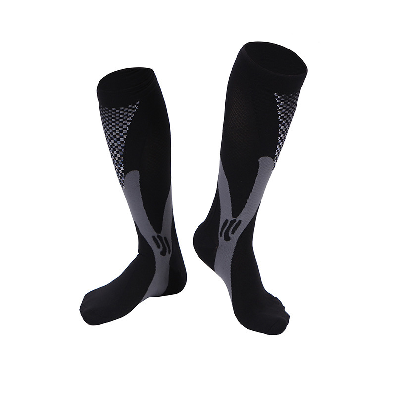 Men Women Leg Support Stretch Compression   Socks   Below Knee   socks   men winter mens wool   sock   drop shipping