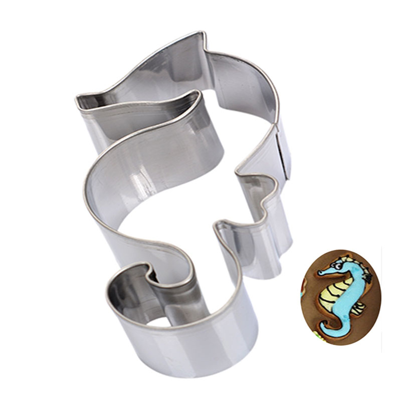 Animals Stainless Steel Cake Biscuit Cookie Cutter Mold DIY Baking Pastry Tools