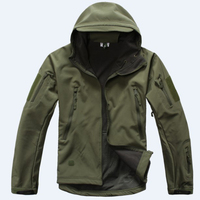 High Quality Lurker Shark Skin Soft Shell TAD V 4 0 Outdoors Military Tactical Jacket Waterproof
