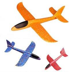 1 шт. хорошее качество 35 см Epp ручной запуск самолет Летающий Fly самолет ручной бросок самолет модель пенные игрушки для Дети Детские подарки