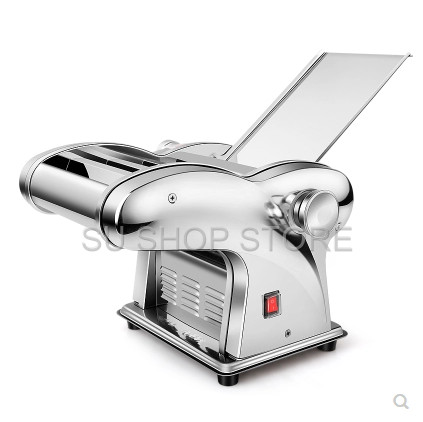 Commercial electric noodle making pasta maker dough roller noodle cutting machineCommercial electric noodle making pasta maker dough roller noodle cutting machine